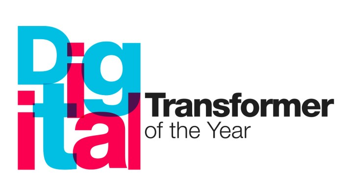 Digital Transformer of the Year