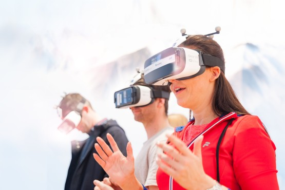 Messe München Virtual VR