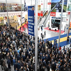 The smater E Europe, Fachmesse