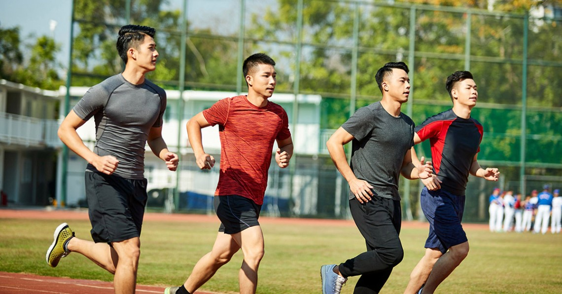 Asian Runners