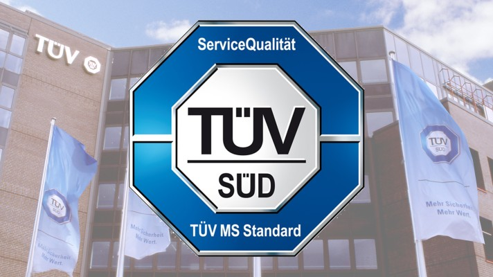 TÜV SÜD Certification