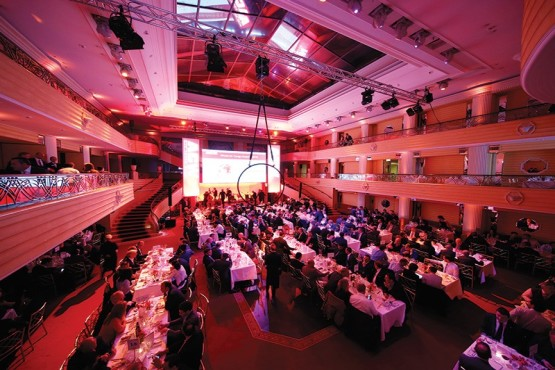 Events: Air Cargo Award 2015 / Bayerischer Hof Ballroom